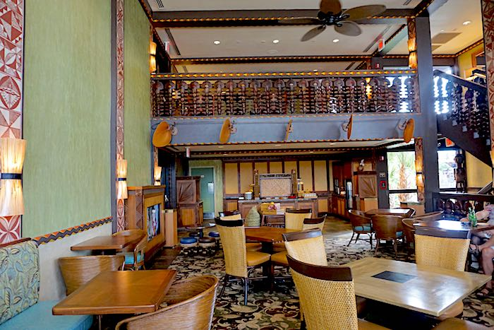 Disney's Polynesian Village Concierge Lounge image