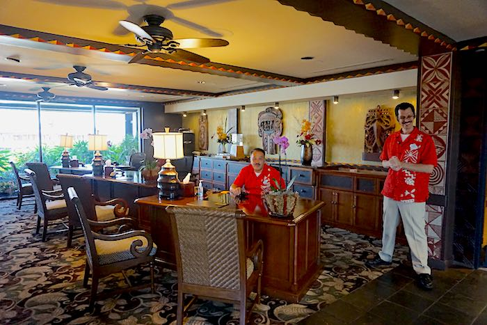 Disney's Polynesian Village Concierge staff image