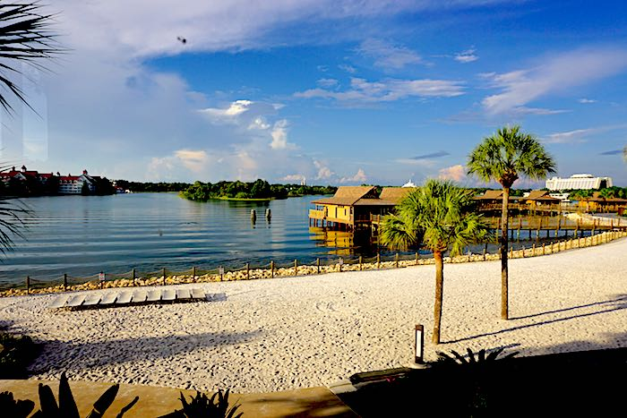 Disney's Polynesian Village Concierge Lounge view image