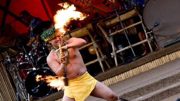Spirit of Aloha dinner show Disney's Polynesian Resort image