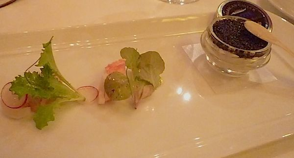 Disney Cruise Line Remy King Crab appetizer image