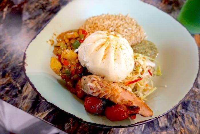 Satu'li Canteen sustainable fish bowl image