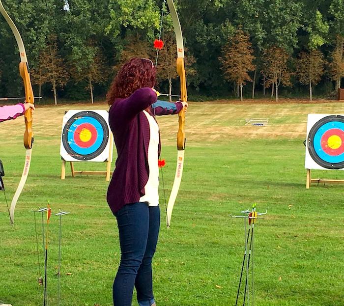 Adventures By Disney London archery image