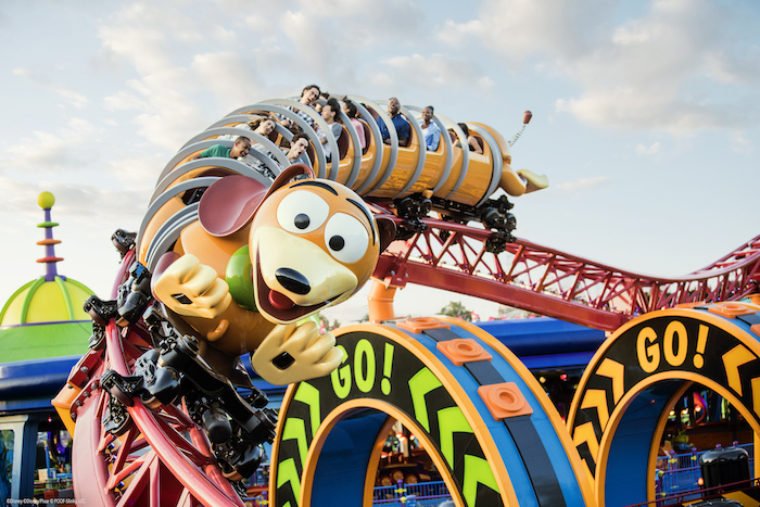 Disney's Toy Story Land Slinky Dog image