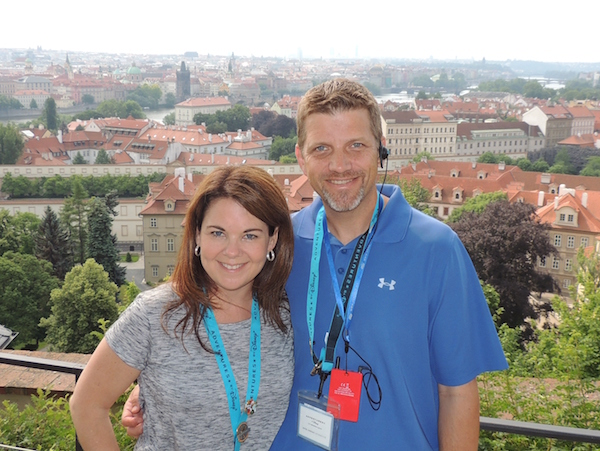 Staci Kimball Prague
