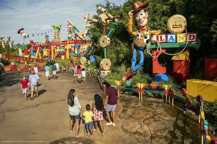 Disney's Toy Story Land image