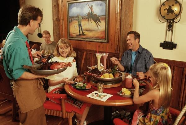 Disney's Whispering Canyon Cafe image