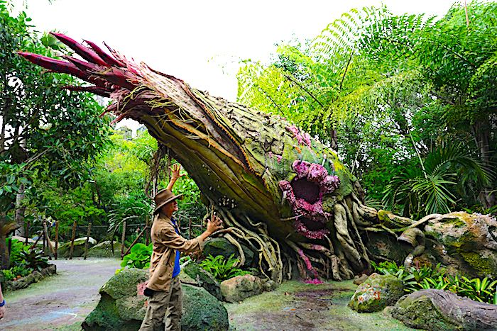 Pandora World Of Avatar Flaska Reclinata Image
